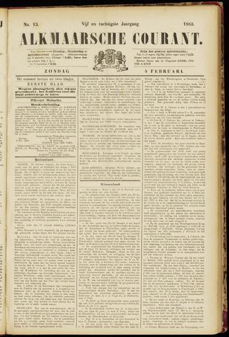 Alkmaarsche Courant 1883-02-04
