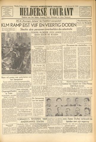 Heldersche Courant 1952-03-24