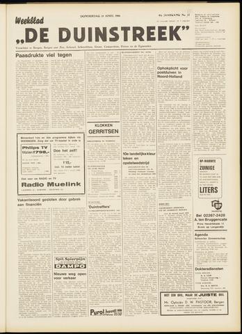 De Duinstreek 1966-04-14