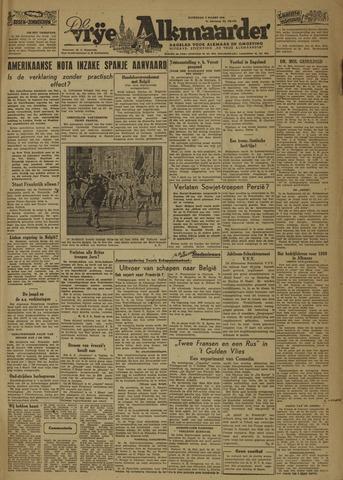 De Vrije Alkmaarder 1946-03-02