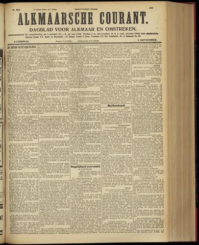 Alkmaarsche Courant 1928-09-08