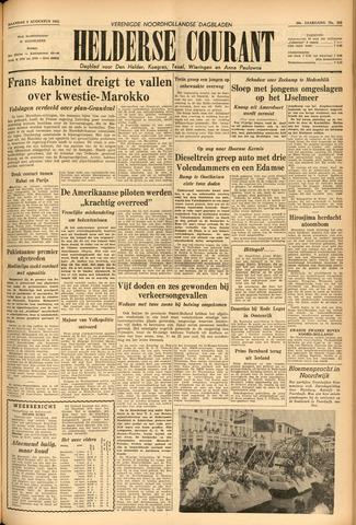 Heldersche Courant 1955-08-08