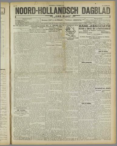 Ons Blad : katholiek nieuwsblad voor N-H 1921-10-08