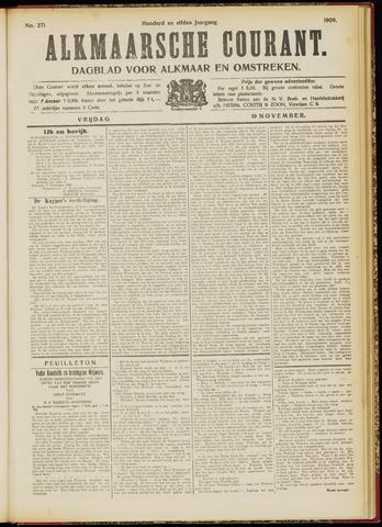 Alkmaarsche Courant 1909-11-19