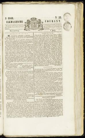 Alkmaarsche Courant 1841-06-07