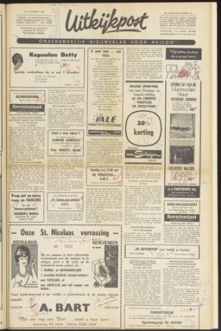 Uitkijkpost : nieuwsblad voor Heiloo e.o. 1969-11-26