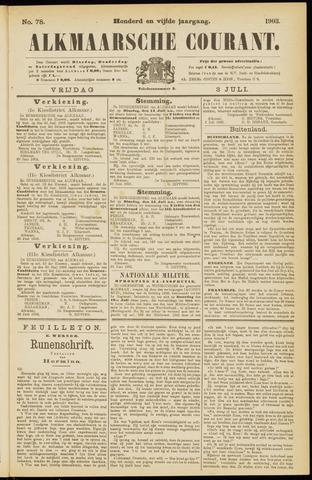 Alkmaarsche Courant 1903-07-03