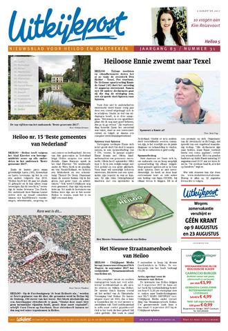 Uitkijkpost : nieuwsblad voor Heiloo e.o. 2017-08-02