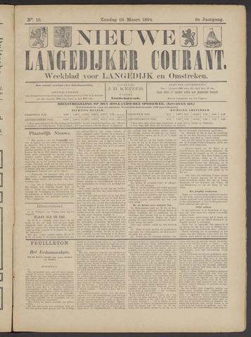 Nieuwe Langedijker Courant 1894-03-25