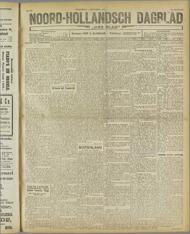 Ons Blad : katholiek nieuwsblad voor N-H 1921-09-01