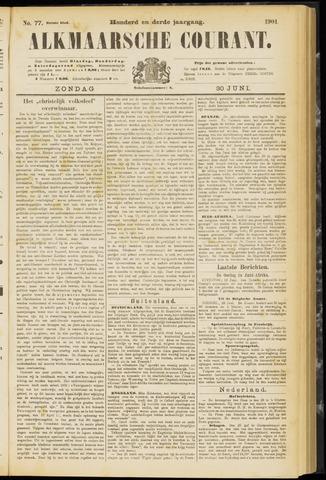 Alkmaarsche Courant 1901-06-30