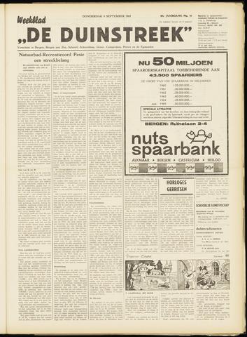 De Duinstreek 1965-09-09