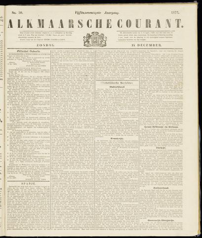 Alkmaarsche Courant 1873-12-14