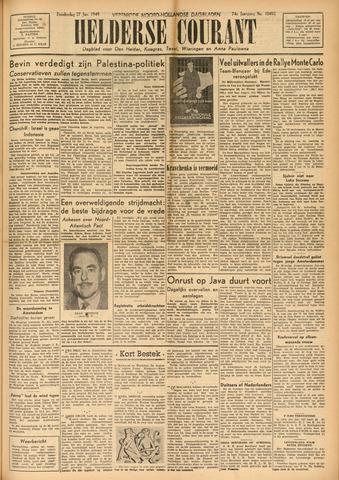 Heldersche Courant 1949-01-27