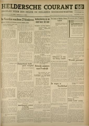 Heldersche Courant 1938-11-23