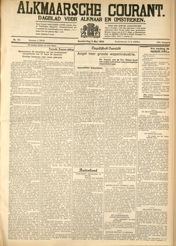 Alkmaarsche Courant 1934-05-03