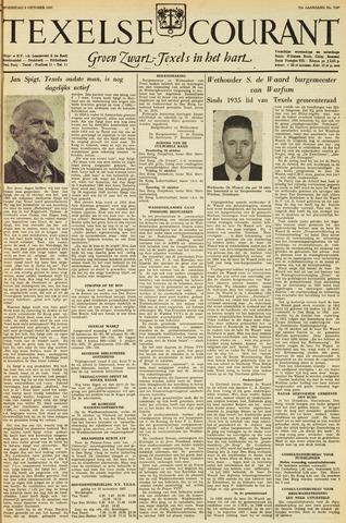 Texelsche Courant 1957-10-09