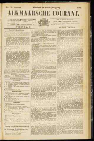 Alkmaarsche Courant 1901-09-20