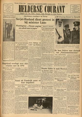 Heldersche Courant 1954-03-22