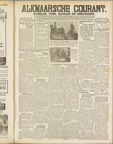 Alkmaarsche Courant 1941-10-08