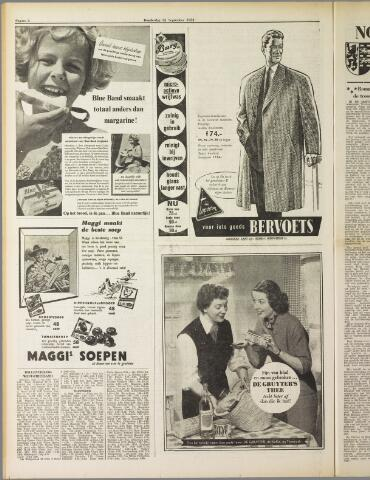 Noordhollands Dagblad : dagblad voor Alkmaar en omgeving 1954-09-24