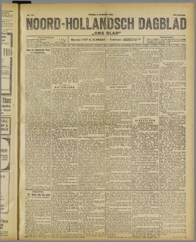 Ons Blad : katholiek nieuwsblad voor N-H 1922-12-12