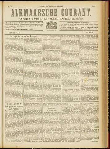 Alkmaarsche Courant 1918-03-11