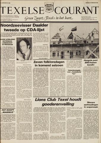 Texelsche Courant 1982-02-16