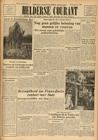 Heldersche Courant 1954-03-23