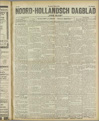 Ons Blad : katholiek nieuwsblad voor N-H 1922-10-17