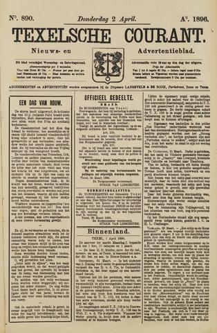 Texelsche Courant 1896-04-02