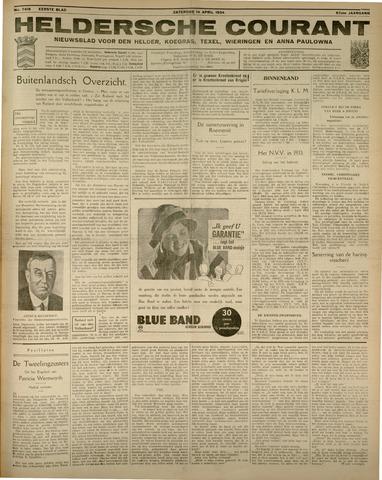 Heldersche Courant 1934-04-14