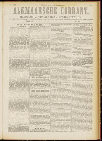 Alkmaarsche Courant 1915-05-21