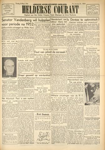 Heldersche Courant 1950-03-28