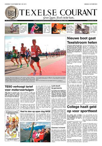 Texelsche Courant 2012-10-02