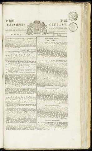 Alkmaarsche Courant 1841-06-21
