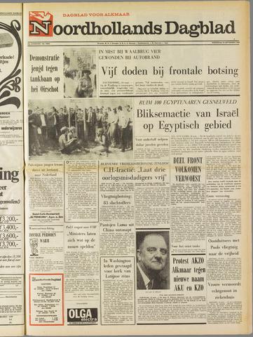Noordhollands Dagblad : dagblad voor Alkmaar en omgeving 1969-09-10