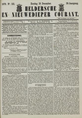 Heldersche en Nieuwedieper Courant 1870-12-18