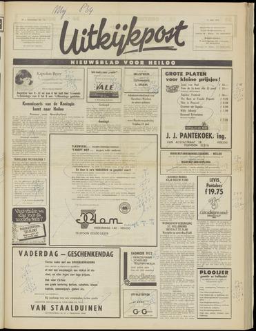 Uitkijkpost : nieuwsblad voor Heiloo e.o. 1972-06-14