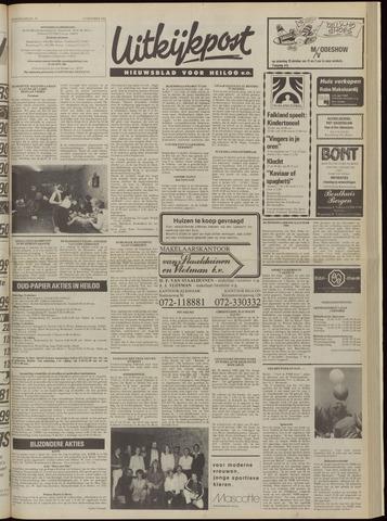 Uitkijkpost : nieuwsblad voor Heiloo e.o. 1983-10-12