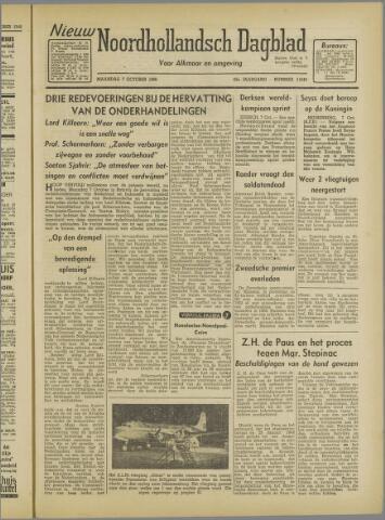 Nieuw Noordhollandsch Dagblad : voor Alkmaar en omgeving 1946-10-07