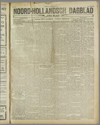Ons Blad : katholiek nieuwsblad voor N-H 1921-10-03