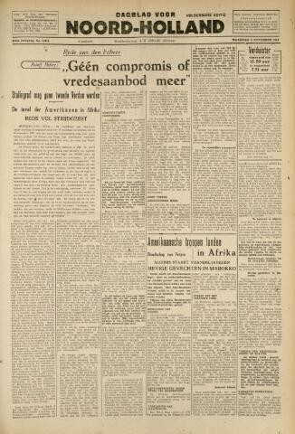 Heldersche Courant 1942-11-09