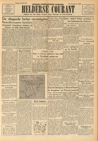 Heldersche Courant 1950-07-10