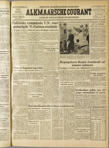 Alkmaarsche Courant 1955-12-13