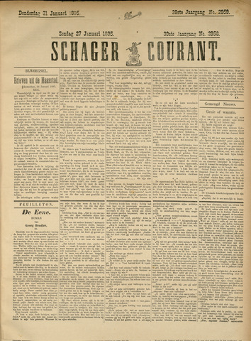 Schager Courant 1895-01-31