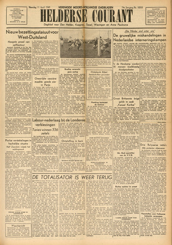Heldersche Courant 1949-04-11