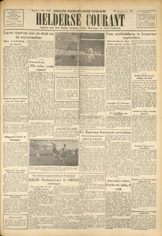 Heldersche Courant 1948-11-01