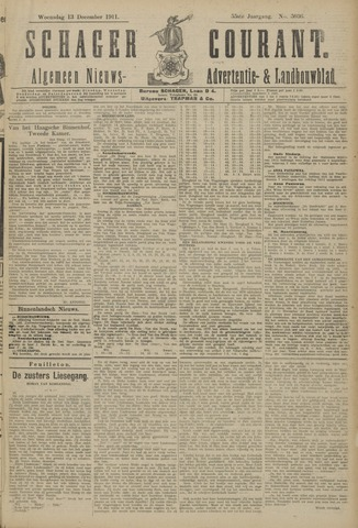 Schager Courant 1911-12-13