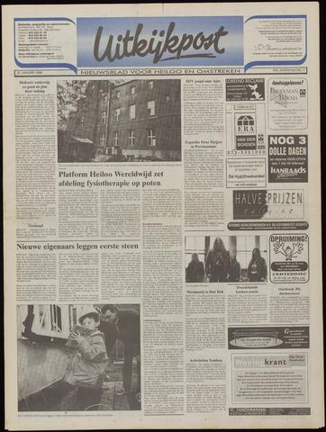 Uitkijkpost : nieuwsblad voor Heiloo e.o. 1999-01-27